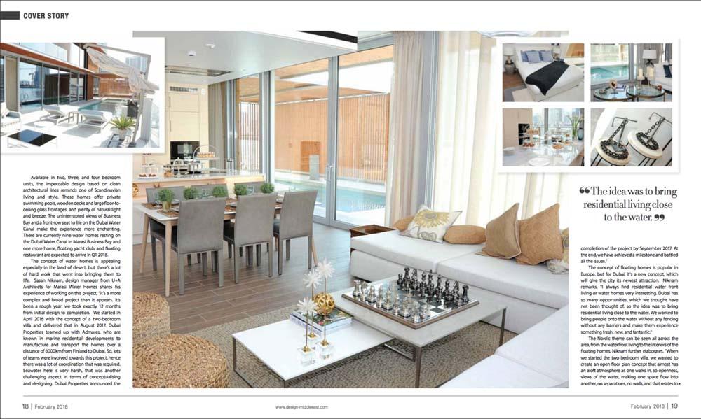 Design Middle East … – U+A Architecture, Interior Design, Urban ...